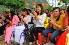 Se esfuerzan provincias vietnamitas por apoyar a discapacitados