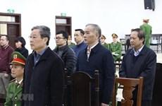 Presenta exministro vietnamita apelación contra sentencia a cadena perpetua