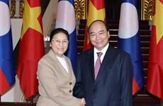 Reitera Vietnam apoyo al pueblo laosiano