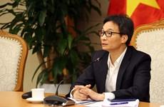 Expertos de Vietnam contribuyen a perfeccionar documentos para el XIII Congreso partidista