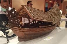 Devuelve Países Bajos 1,5 mil antigüedades a Indonesia