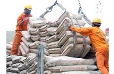 Exportaciones de cemento vietnamita registran número récord en 2019