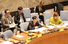 Preside Vietnam reunión de la ONU sobre consolidación de paz en África Occidental