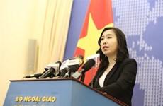 Empeñado Vietnam en garantizar la protección ciudadana en Oriente Medio y Rusia