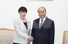Vietnam propone intensificar apoyo de Japón en la construcción de gobierno electrónico