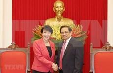 Otorga Vietnam importancia a relaciones de amistad y cooperación con Japón