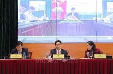 Trazan planes en áreas de cultura, deportes y turismo en Vietnam este año