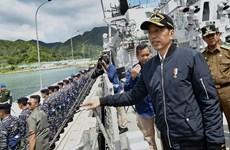 Llama Indonesia inversiones japonesas para proyectos en islas remotas