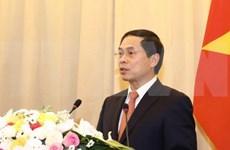 Vietnam y la India por impulsar asociación estratégica integral