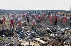 Expresa Vietnam condolencias por accidente de avión de Ucrania en Irán