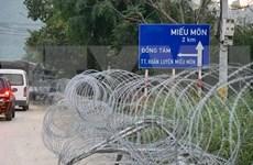 Alerta policía de informaciones erróneas sobre disturbios en comuna suburbana de Hanoi