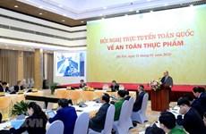 Premier de Vietnam: Acceso a alimentos seguros constituye derecho básico de seres humanos