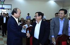 Premier de Vietnam exhorta a estimular progreso económico de región central