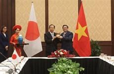 Vietnam y Japón por impulsar lazos en diplomacia parlamentaria