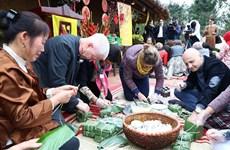 Explora cuerpo diplomático extranjero la cultura vietnamita
