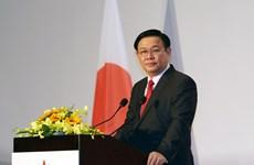 Vietnam y Japón por aumentar cooperación económica, laboral y turística