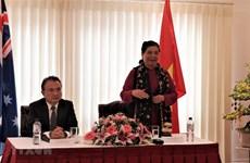 Exhortan a vietnamitas residentes en Australia a preservar valores tradicionales