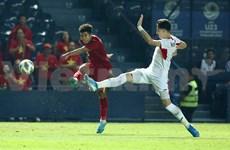 Obtiene Vietnam segundo empate en Campeonato Asiático de Fútbol sub-23