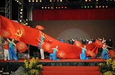 Celebran festival primaveral por fundación del Partido Comunista de Vietnam