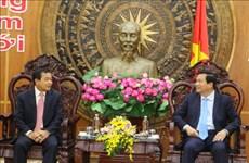 Felicitan líderes de provincias camboyanas a Vietnam con motivo del Año Nuevo Lunar