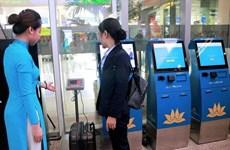 Vietnam Airlines despliega autoservicio para la facturación de equipaje
