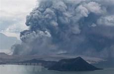 Alerta Filipinas peligro de tsunami por erupción volcánica