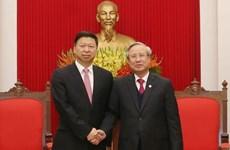 Vietnam y China por desarrollar de forma estable sus vínculos
