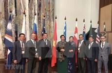 Propone Vietnam promover asociación interparlamentaria por la paz