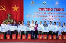 Asiste premier de Vietnam a fiesta para trabajadores y pobres
