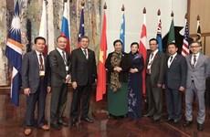 Participa Vietnam en reunión del Foro Parlamentario de Asia- Pacífico