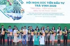 Promueven inversiones para el desarrollo de la provincia survietnamita de Tra Vinh