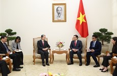 Impulsan Vietnam y China cooperación efectiva y estable en diversos ámbitos