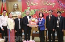 Aprecia dirigente partidista de Vietnam aportes del Comité de Solidaridad Católica