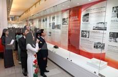Efectúan exhibiciones sobre fundación del Partido Comunista de Vietnam en diferentes localidades