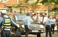 Abren en Camboya juicio contra exlíder opositor por traición