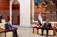 Sudán desea estudiar experiencias de desarrollo de Vietnam