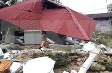 Se registra sismo de magnitud 5,9 en Indonesia