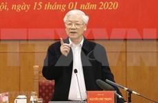 Arrecia Vietnam lucha sin tregua contra la corrupción