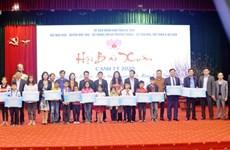 Inauguran en provincia vietnamita Festival Primaveral de Prensa 2020
