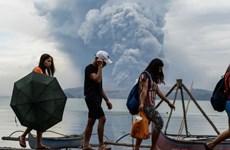 Recomiendan a ciudadanos vietnamitas limitar viajes a áreas de erupción volcánica en Filipinas