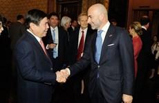 Prioriza Ciudad Ho Chi Minh impulso de cooperación internacional
