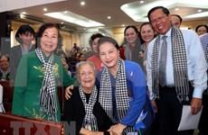 Destacan aportes de mujeres combatientes a salvaguardia nacional