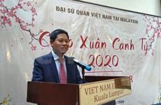 Celebran vietnamitas en Malasia fiesta del Año Nuevo Lunar