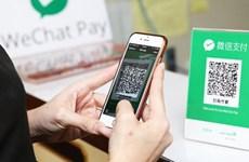 Concede Indonesia permiso de operación para empresa china de pago electrónico