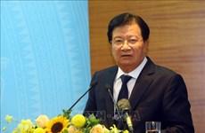 Felicita vicepremier vietnamita a provincia de Vinh Phuc por el Tet