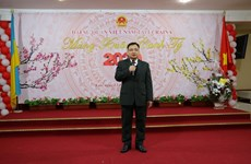 Promueven cooperación entre Vietnam y parlamentarios ucraniano