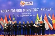 Reitera ASEAN compromiso con estructura regional abierta y multilateralismo