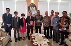 Acuerdan Vietnam e Indonesia impulsar la cooperación marina y pesquera