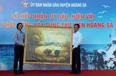 Evidencian documentos y objetos soberanía de Vietnam sobre Mar del Este