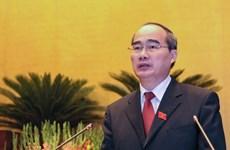 Recuerda Ciudad Ho Chi Minh a mártires en ocasión del Tet